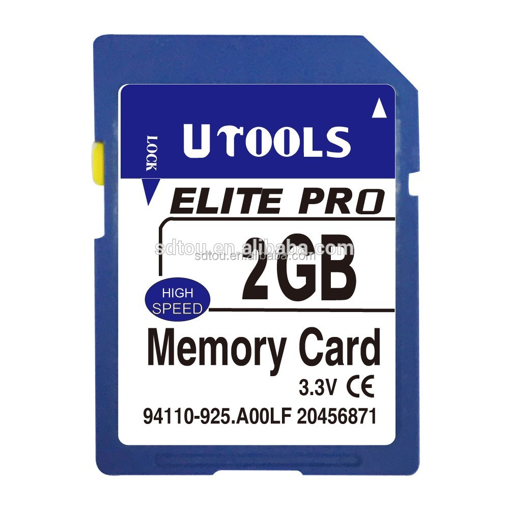Hot sell Oem 2gb sd card for car gps ,bulk sd cards class4 ,sd memory card for ps2