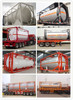 TOP safety iso tank container price LPG ISO tank container propane gas containers