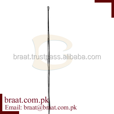 Probe with Spear point 2mm, 13cm/Dermatology, Otology & Probe
