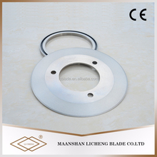Professional circular upper and lower roller shearing slitting blade