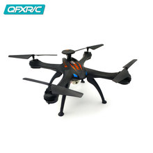 QFX T3506 Phoenix Mini RC Quadcopter Drone with HD Video Camera Auto Hovering RC Drone with 720P HD Camera