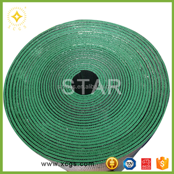 Radiant barrier alu foil closed cell foam thermal insulation vapour barrier warehousing foil with foam thermal break