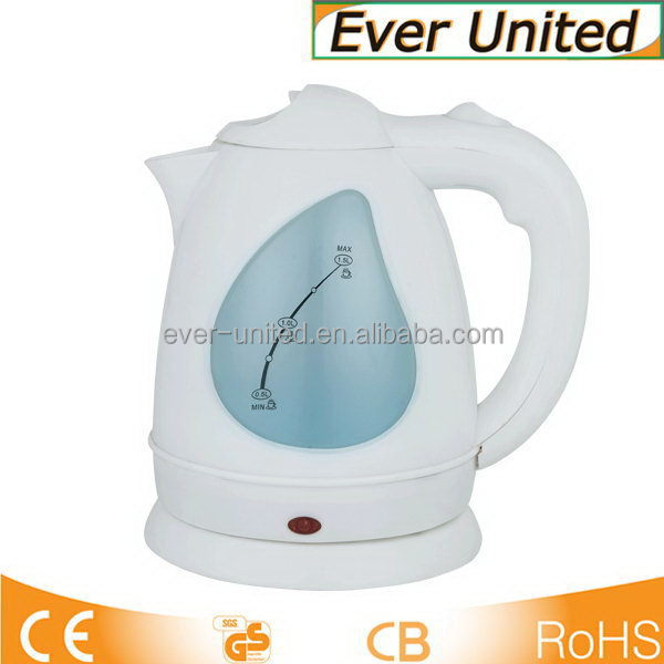 High quality hotsell electric plastic red hot melt kettle