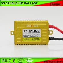 MACAR factory direct canbus pro hid ballast used cars toyota hilux pick up