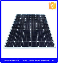 A grade high efficient ying solar cells made 255 watts paneles solares for house