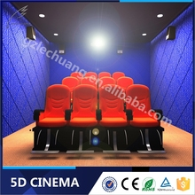 High Safety 8D/9D/Xd Cinema Theater 7D Cinema Equipment