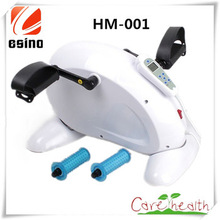 HM-001 Mini Pedal Exercise Bike For Elderly Mini Auto Exercise Bike with GS/CE/RoHS