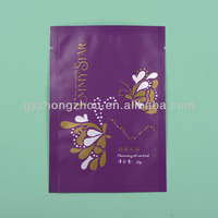 hot stamping disposable plastic compound bag for food