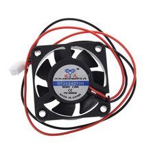 DC 12V 4010 2Pin Mini Cooling Brushless Fan 40MM 40x40x10mm Small Exhaust Fan for 3D Printer
