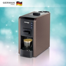 GermanPool Custom Design Grand Design 2KW Dolce Gusto External Tank Manual Coffee machine for Cafe