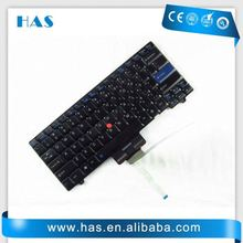 Genuine Laptop keyboard for LENOVO ThinkPad SL300 SL400 SL500 UK black