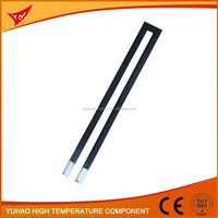 High Temperature SiC Heater U Type SIC Heating Element for Electric Box Furnace