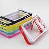 2014 new product For apple iphone 5s,two-tone border TPU+PC case