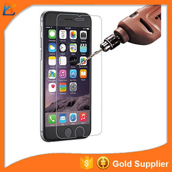 Clear tempered glasss screen protector glass protective cover for iphone 6