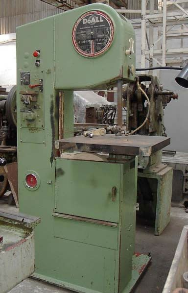5.25 VERTICAL BAND SAW CUTTING MACHINE