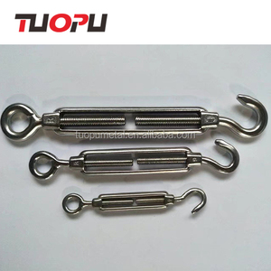 Standard US Type Jaw Wire Rope / hook turnbuckle manufacturer
