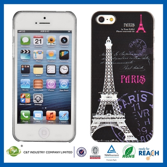 2013 Hot selling Latest Noble stylish shenzhen slim pc mobile phone covers for iphone 5s