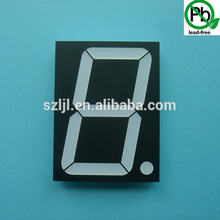 High Brightness Single Digit 1.5 Inch 7 Segment Led Numeric Display for Indoor