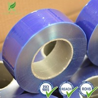 Professional 65micron PE Blue Protective Film with Low Price