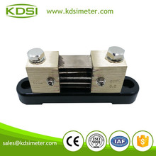 Square type SHUNT BE-50MV 500A current shunt resistor