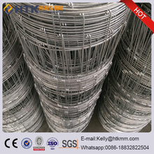 Grassland farm fence with electric galvanized,cattle fence