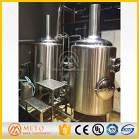 New design Bar beer equipment 300l micro Beer Brewery equipment