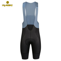 YKYWBIKE High quality dual density wear resistant cushion cycling bib shorts