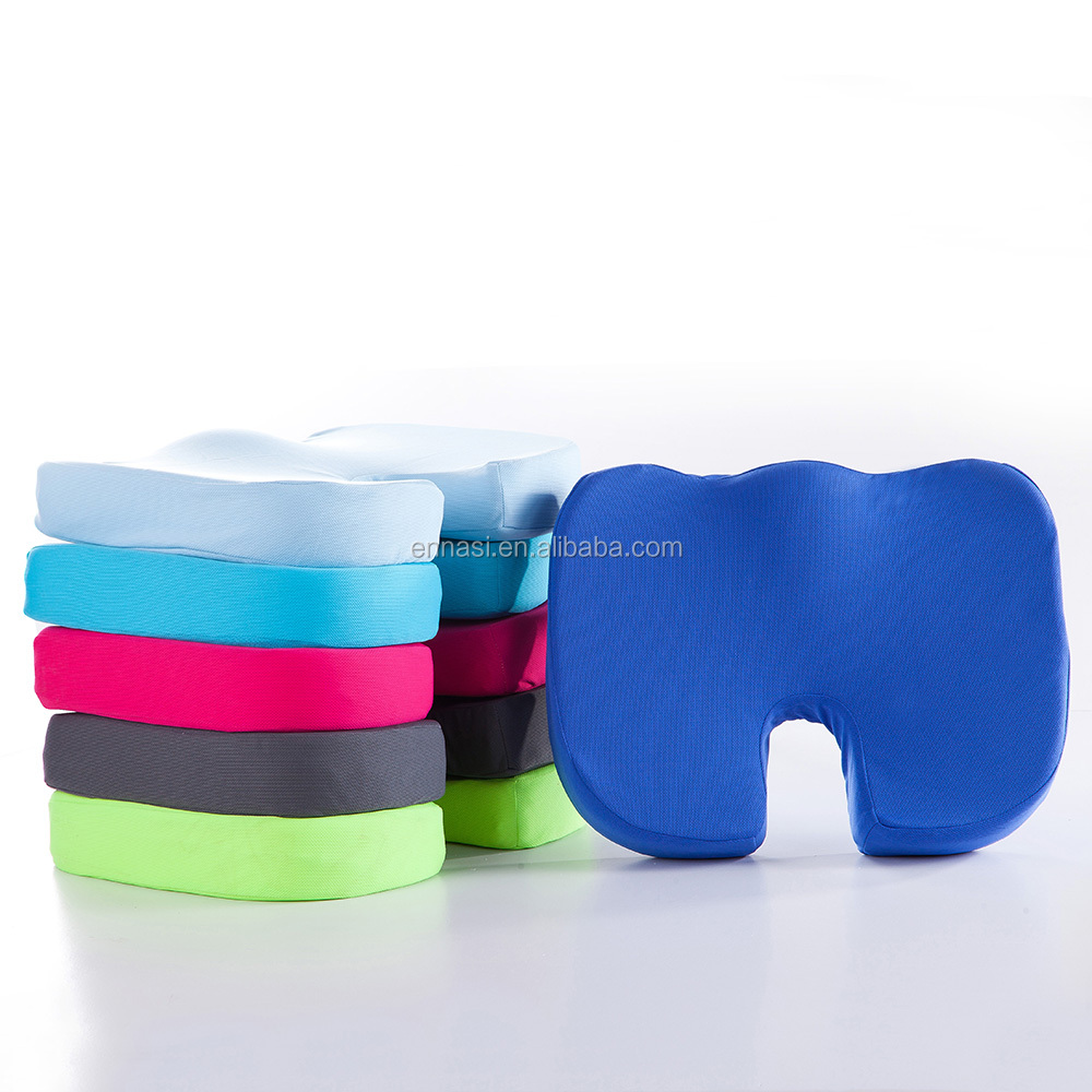 New Coccyx Cushion accomodates Larger Bodies, Men, Pregnant Women -Back Pain Relief Gamechanger With Maximum Support and Comfort