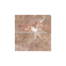 Gold Supplier Wholesale High Quality China Orange Marble Tile