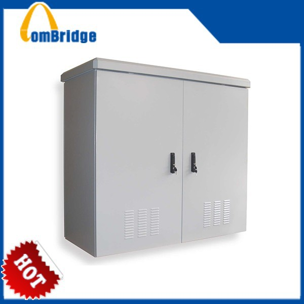 outdoor ftth equipment electric outdoor cabinet telecom manufacturer