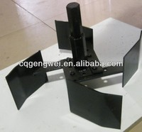 mini tiller parts agricultural machine parts crawling boards