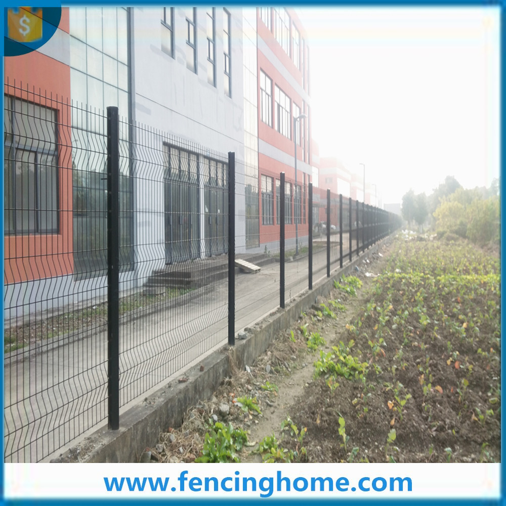 2016 new latest cheap yard wrought iron fences,decorative galvanized steel fence,metal used fencing design for sale