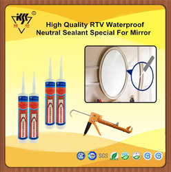 High Quality RTV Waterproof Neutral Sealant Special For Mirror