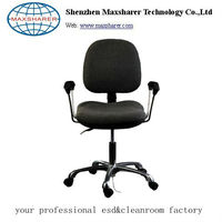 ESD Antistatic texile lab chair