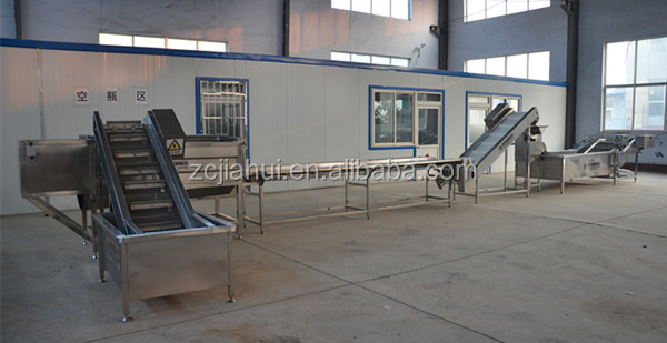 Manufacture price clean vegetable processing machine