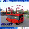 SINMEC Self- Propelled hydraulic Motorcycle Lift
