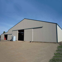 2015 Best Seller China Low Cost Insulated Prefabricated Factory Workshop Steel Building