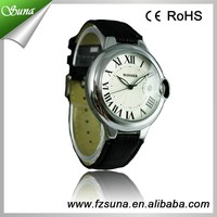 Winner Top Quality Made in China Men Leather Automatic Diver Watch