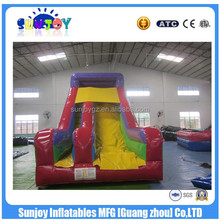 2017 Customized Commercial Inflatable Bouncer Slide with Factory Price