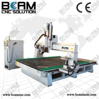 Hot sale!!Good quality&cheap price 4axis soft metal cnc router BCM1325D