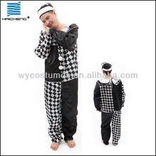 adult Cosplay clown costumes for canival party