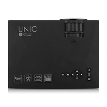 UC46+ UNIC Mini Projector 800x600 Full HD LED 1080p Home Cinema Portable Projector