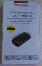Anti shock color tempered glass screen protector for samsung galaxy s3