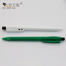 Students Stationery Smooth Writing Promotional Plastic Roller Ball Pen
