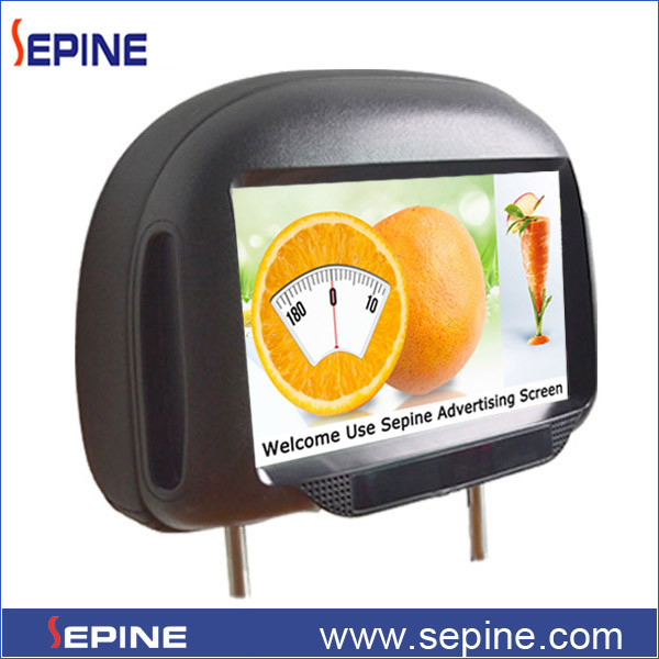 TFT LCD 9 inch 3G Taxi Android Advertising Player