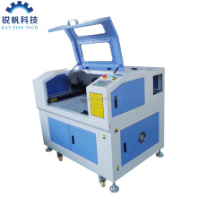 Belt laser engraving and cutting machine rf-5070-co2-60w with high quality