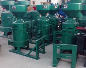 Grain processing machinery Rice Mill/Rice Huller Hulling Machine