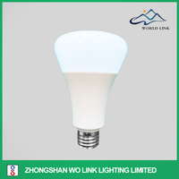 Best quality build in driver dimmable b22 led bulbs