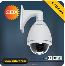 Hot NeW CCTV Product HD 960P IP 20X Cmos Outdoor Waterproof High Speed Dome PTZ Camera