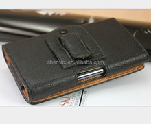 pouch bag flip case leather cover for Nokia Lumia 720